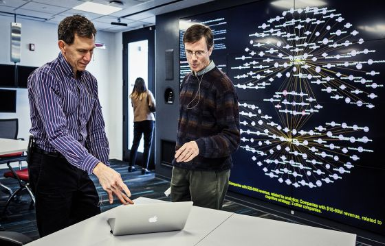 Simulación con el superordenador Watson.