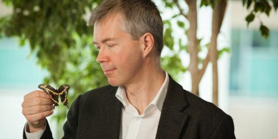 El biólogo Jeremy Kerr.
