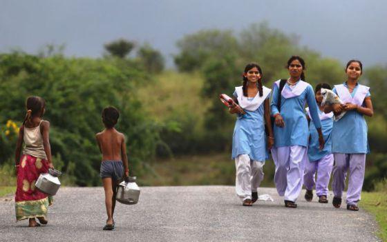 Los avances en la consecución de los Objetivos del Milenio han sido desiguales por regiones y grupos de población