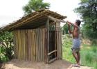 Aseos cotidianos en Camboya