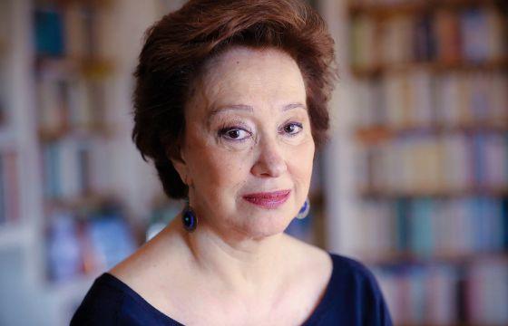 Violeta Demonte, lingüista.