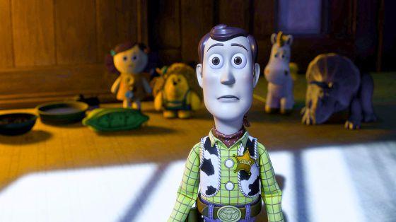 Pixar - Magazine cover