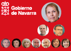 El nuevo Gobierno de Navarra