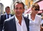 Sarkozy y Bruni, polémico descanso en Córcega