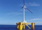 Una gran turbina eólica flotante para cambiar todo en Fukushima