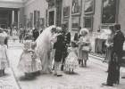 Las 14 imágenes inéditas de la boda de lady Di y el príncipe Carlos