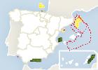 Explotación marina de hidrocarburos y proyectos de exploración