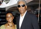 Muere apuñalada la nieta de Morgan Freeman