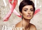 Penélope Cruz habla del cáncer de mama en 'Vogue' España