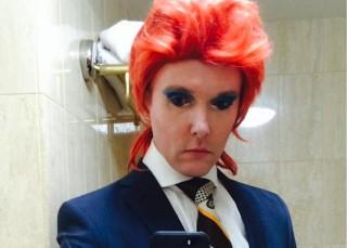 El profesor que quería ser David Bowie
