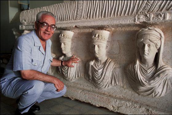 El héroe trágico de Palmira
