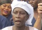 La última paciente de ébola de Sierra Leona recibe el alta