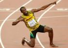 Bolt se corona en la curva