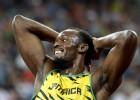 Bolt gana con Jamaica los 4x100