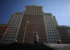 El edificio España no se derribará