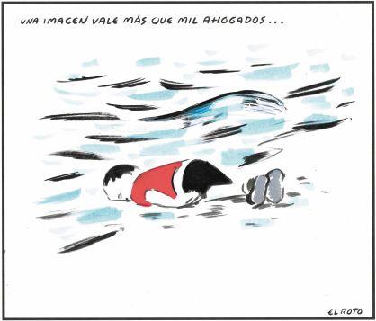 El Roto, 4 sep 2015. (El País)