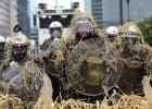 Los ganaderos convierten Bruselas en un campo de batalla