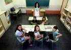 Un colegio para seis niños