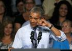 Obama se emociona por la marcha de su hija a la universidad