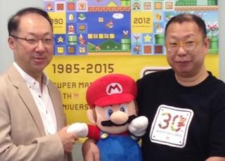 """""""Mario triunfa porque conecta con los sentimientos de los jugadores"""""""