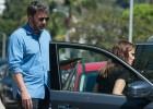 Ben Affleck y Jennifer Garner van juntos a misa