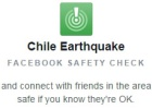 How Facebook is helping Chileans after Wednesday's tremor
