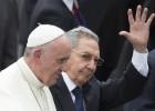 El papa Francisco, en Cuba