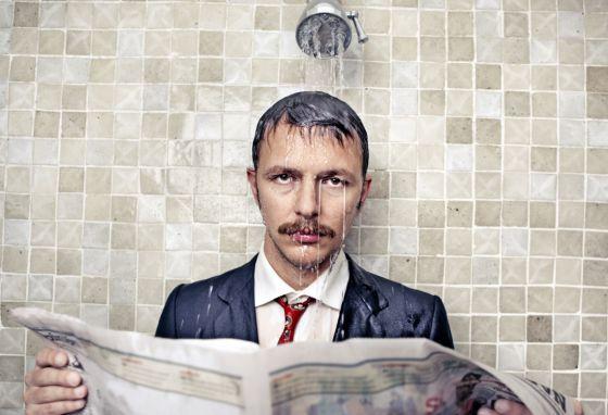 La ducha por la ma ana o por la noche depende de lo que for Porque gotea la regadera