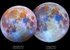 Así será el supereclipse de la superluna