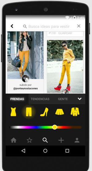 Chicismo para Android