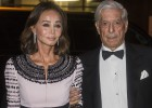 Homenaje a Vargas Llosa, el duque de Alba y Francisco González