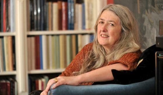 La profesora y presentadora de televisión Mary Beard.