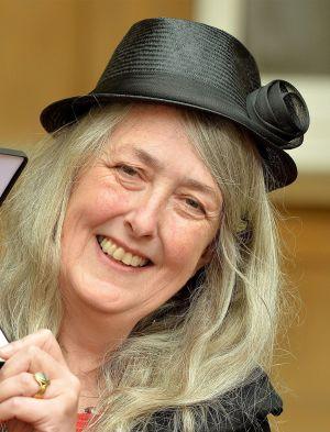 La investigadora del mundo clásico Mary Beard.