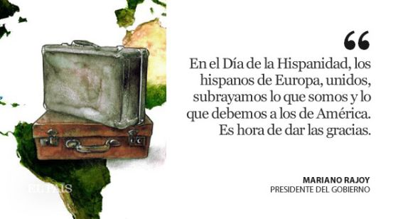 Somos los hispanos de Europa
