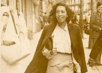 La última mujer del Frente de Liberación de Argelia