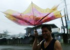Efectos del tifón Koppu en Filipinas