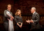 La familia real británica se traslada a Broadway