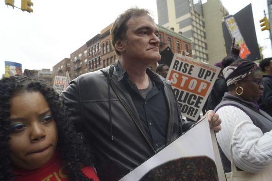 La policía neoyorquina llama al boicot a las películas de Tarantino