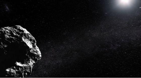 Asteroide que pasará cerca de la Tierra el 31 de octubre de 2015