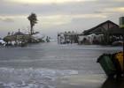 El temporal, en imágenes