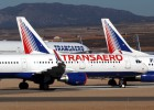 A las aerolíneas en quiebra siempre les quedará Teruel