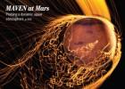 La tormenta solar que arrasó Marte