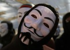 La 'vendetta' de Guy Fawkes