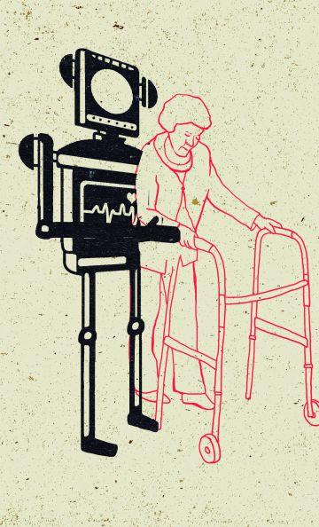 ¿Un robot para cada persona mayor?