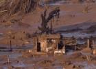 Rotura de una presa en Brasil