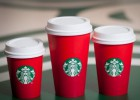 Las tazas navideñas de Starbucks generan polémica en EE UU