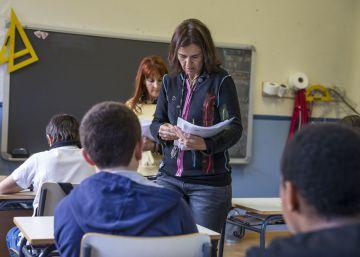 Los docentes a examen