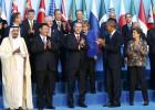 El G20 arranca con un minuto de silencio por las víctimas