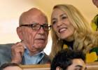 Murdoch ficha a su novia Jerry Hall para una película