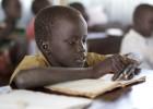 Escuelas sin libretas ni sillas